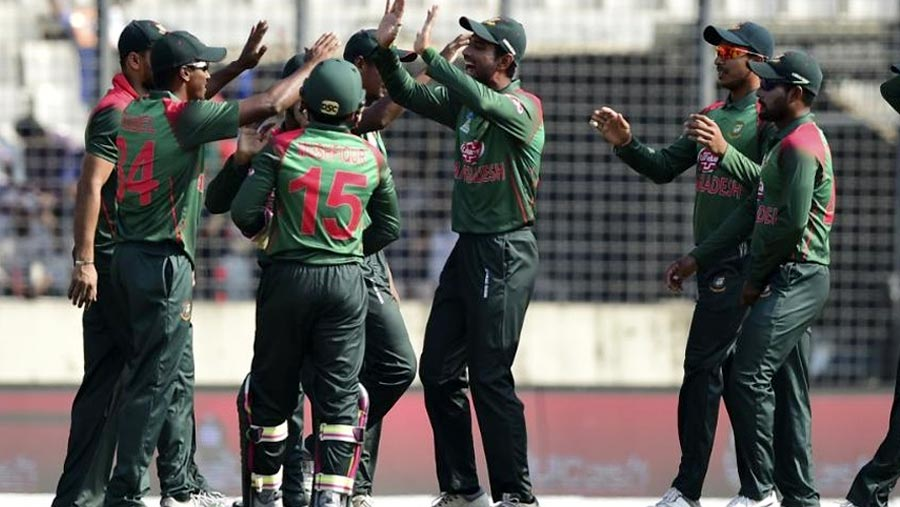 Tigers beat West Indies by five wickets