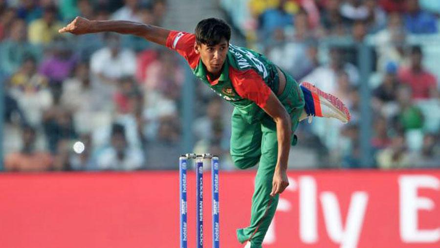 Mustafiz in career-best ODI rankings