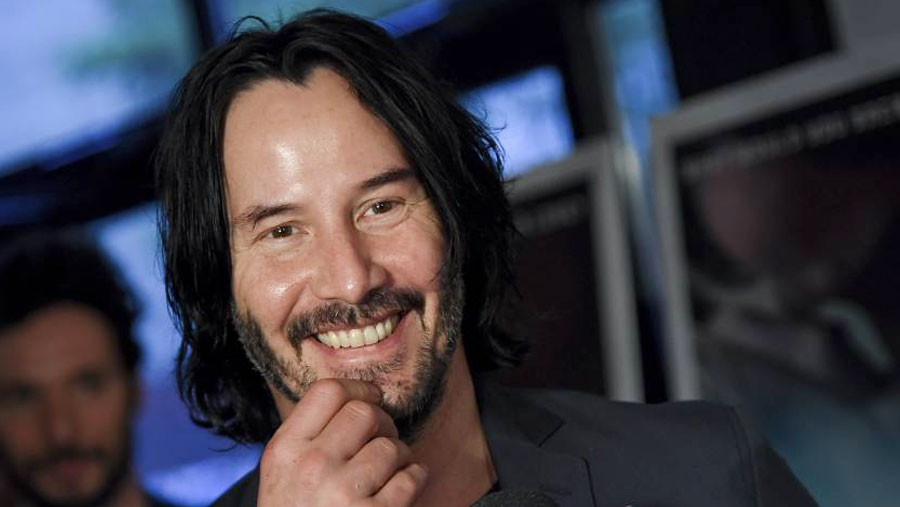 Keanu Reeves wants to play Wolverine