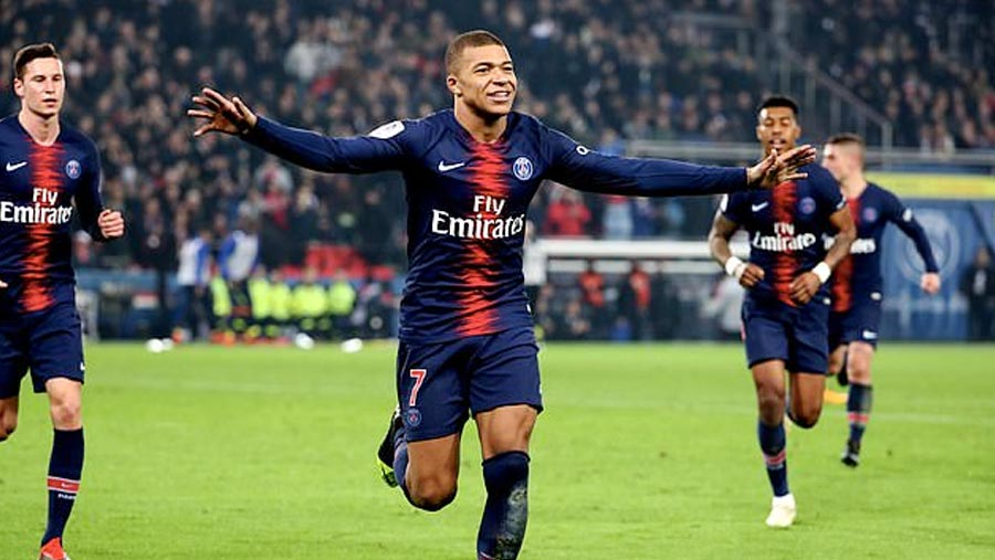 Mbappe decisive in Neymar's absence