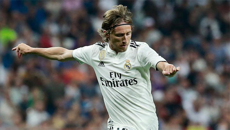 Modric wants to retire as a Real Madrid player