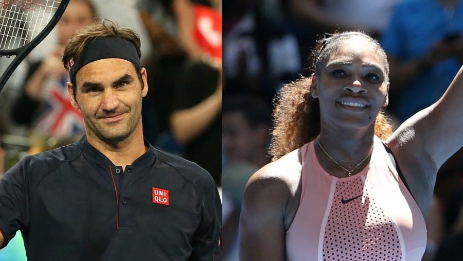 Federer & Williams to play for first time