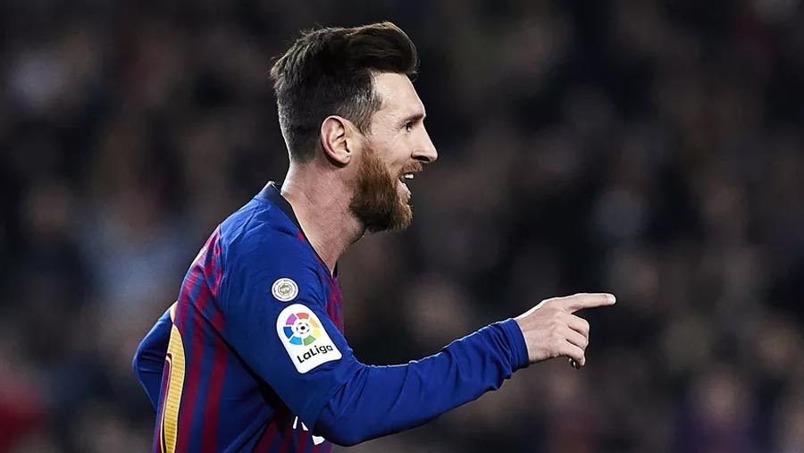 Messi tops Marca's list of top 100