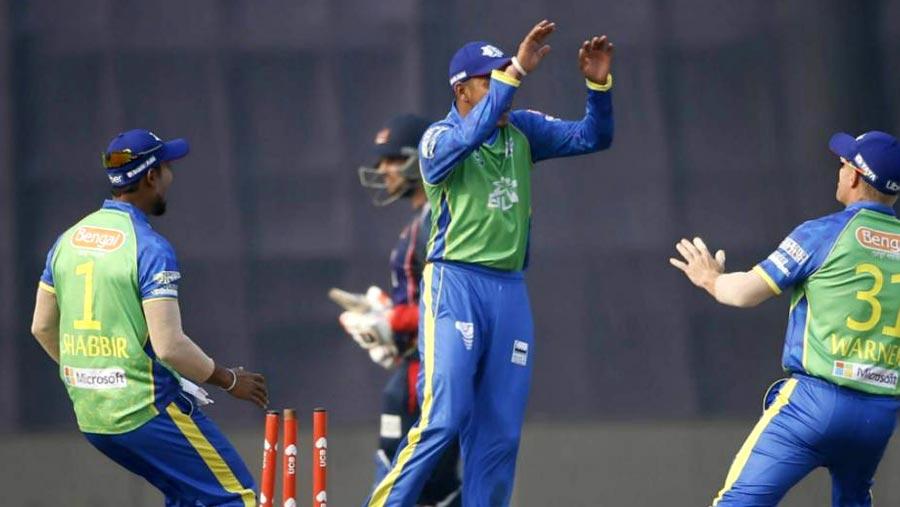 BPL: Slim win for Sylhet Sixers