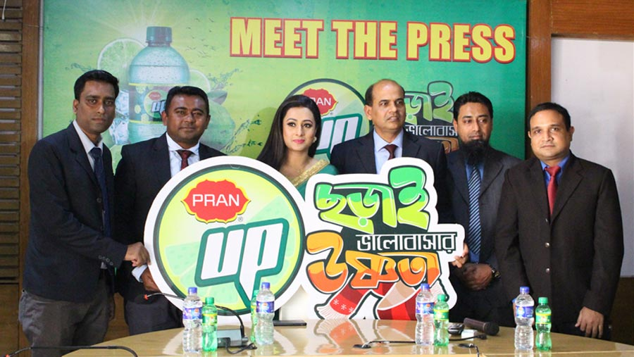 PRAN UP introduces campaign to help cold-hit people