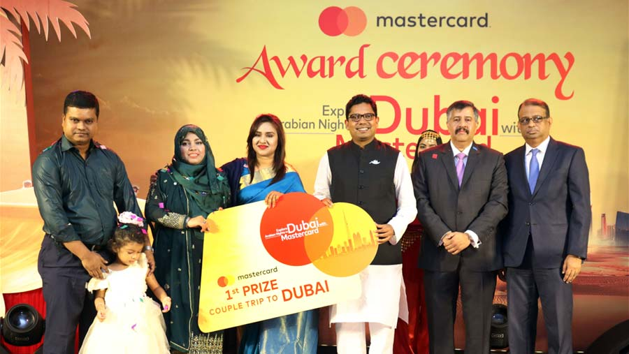 Explore Arabian Nights in Dubai with Mastercard campaign ends