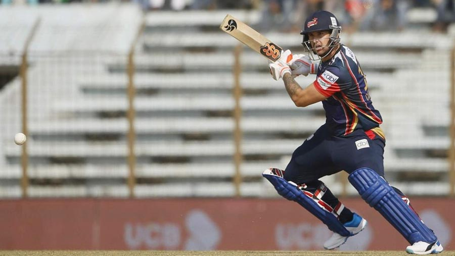 Ctg beat Dhaka to qualify for BPL playoffs