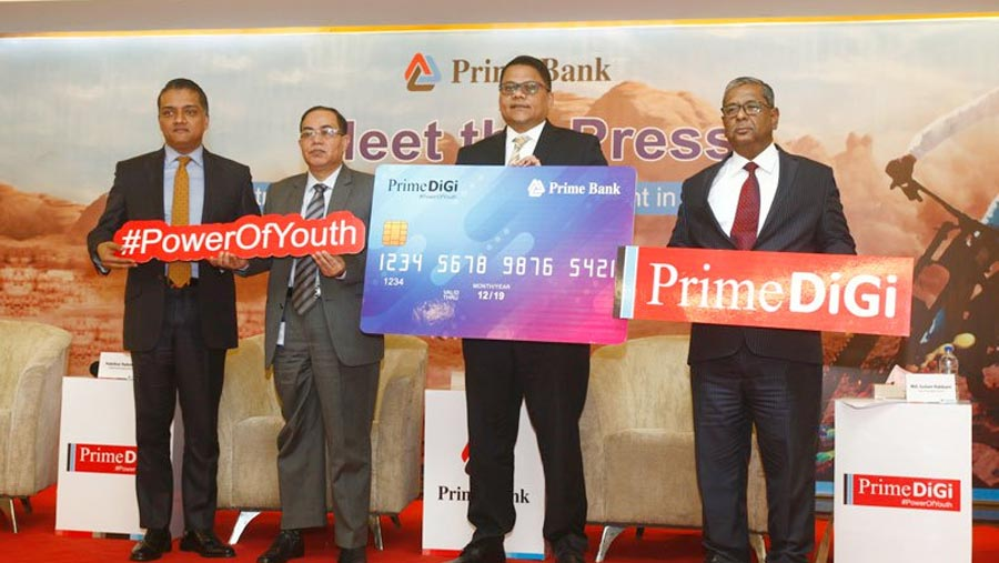 Prime Bank introduces digital savings account