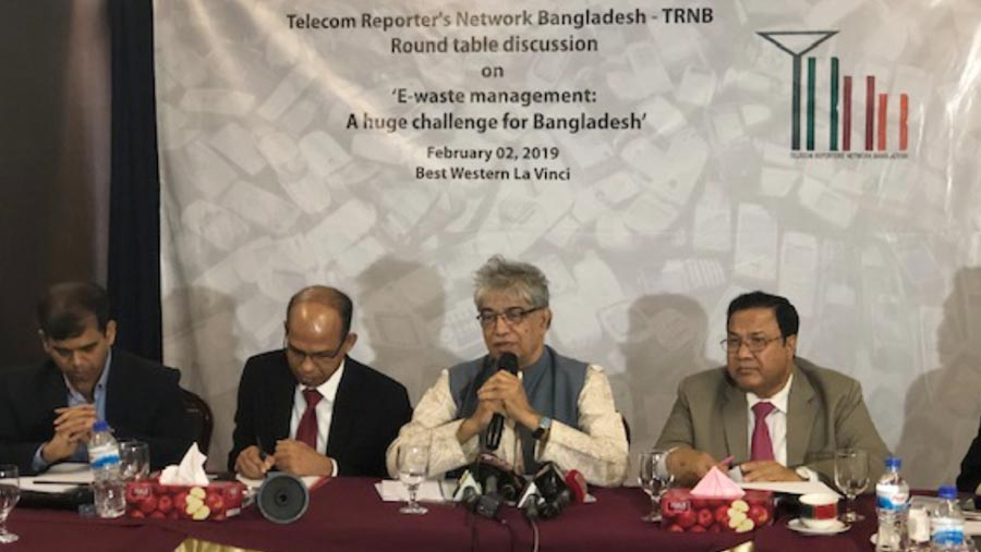 E-waste management policy at final stage: ICT Minister