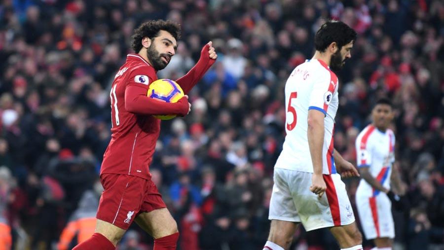 Salah wins PFA Player of the Month award
