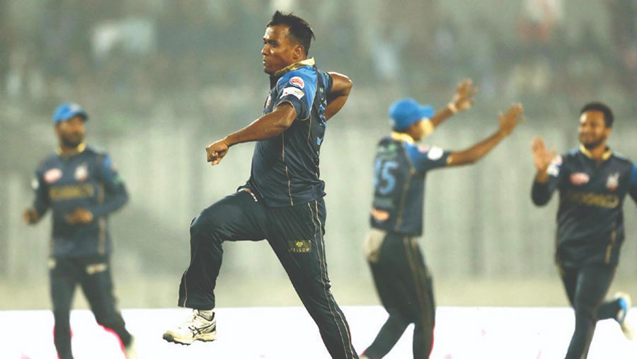 Dhaka Dynamites reach BPL final