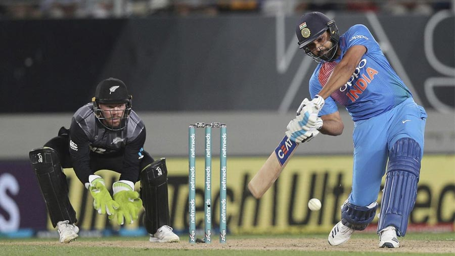 India beat NZ by in 2nd T20, series 1-1