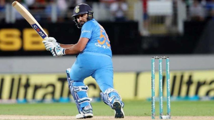 Rohit becomes highest run scorer in T20