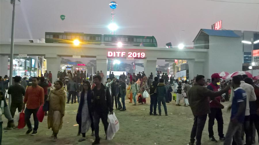 DITF fetches BDT 200 crore export orders