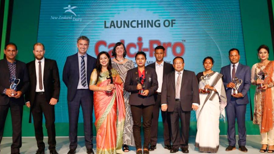 NZDP launches CalCi-Pro in Bangladesh market