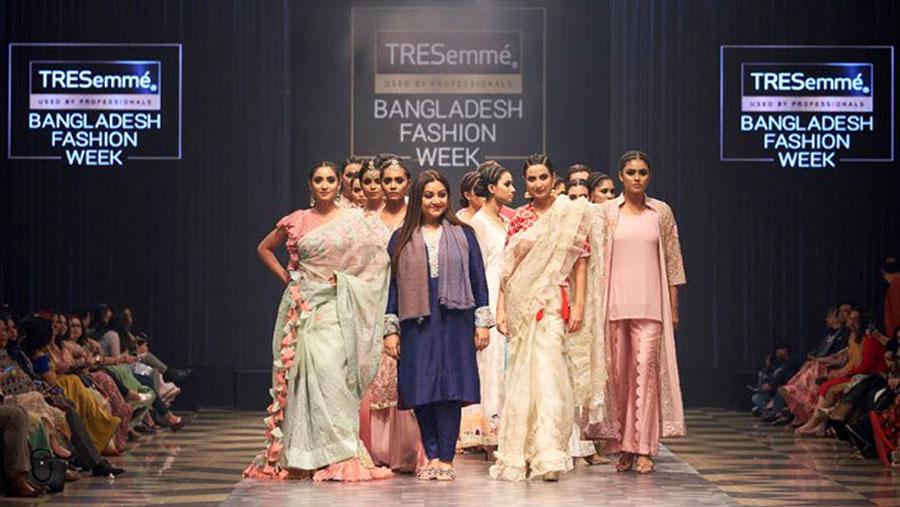 TRESemmé Bangladesh Fashion Week ends