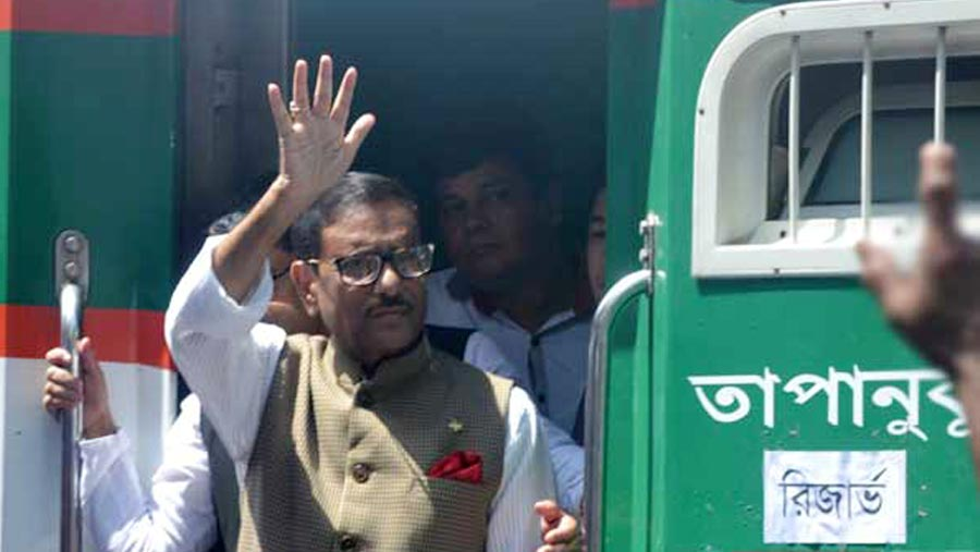 Quader's physical state improving steadily