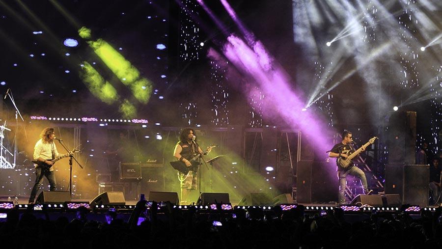 Joy Bangla concert held