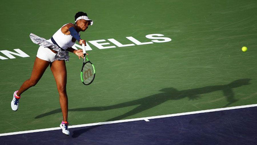 Venus rallies past Kvitova in IW thriller