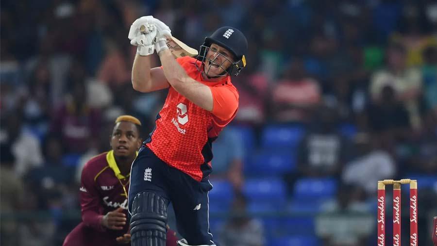 England thrash West Indies in final T20