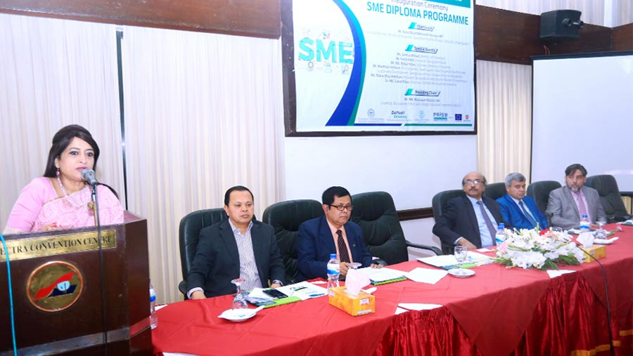 SME Diploma Course at DIU