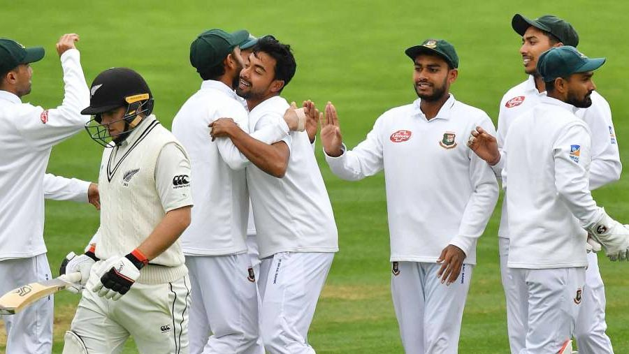 NZ vs BD Test called off after attack in Christchurch