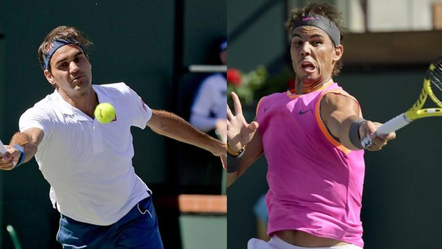 Federer to face Nadal in Indian Wells