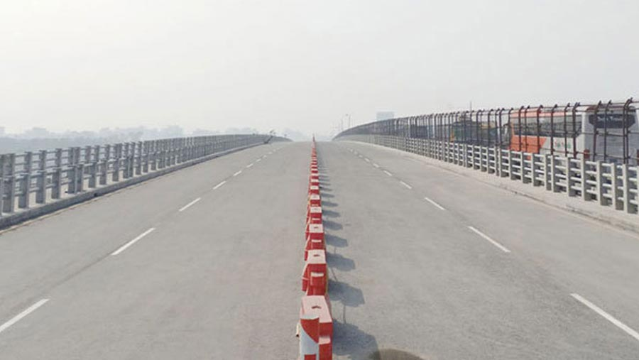 PM opens second Kanchpur Bridge