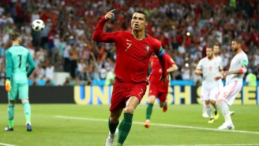 CR7 recalled by Portugal for Euro Qualifiers