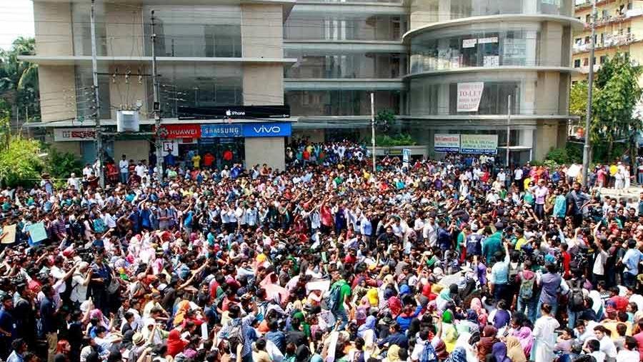 Students call off demonstration till Mar 28