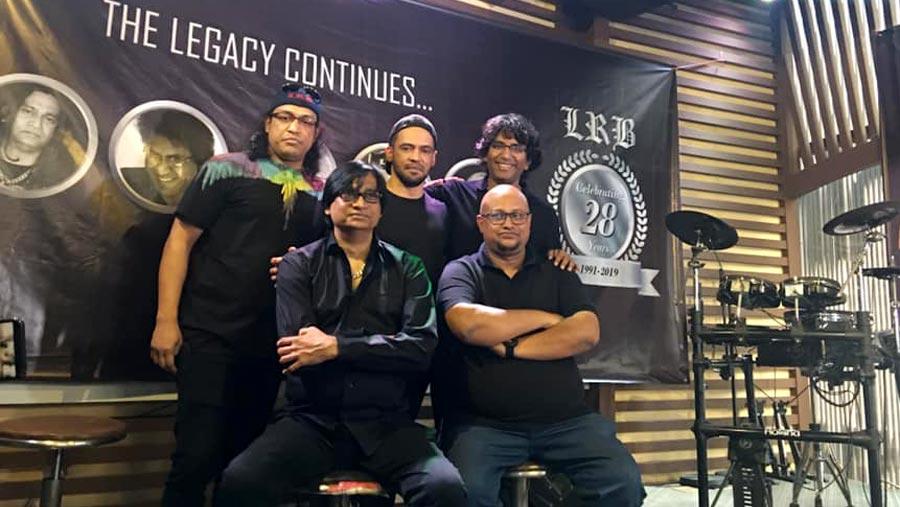 LRB announces Balam as its new vocalist