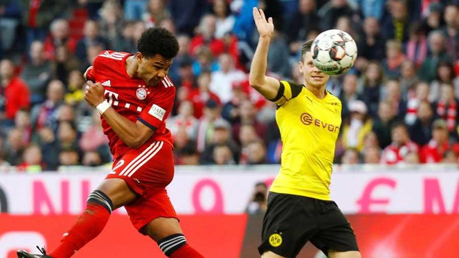 Bayern Munich 5-0 Borussia Dortmund