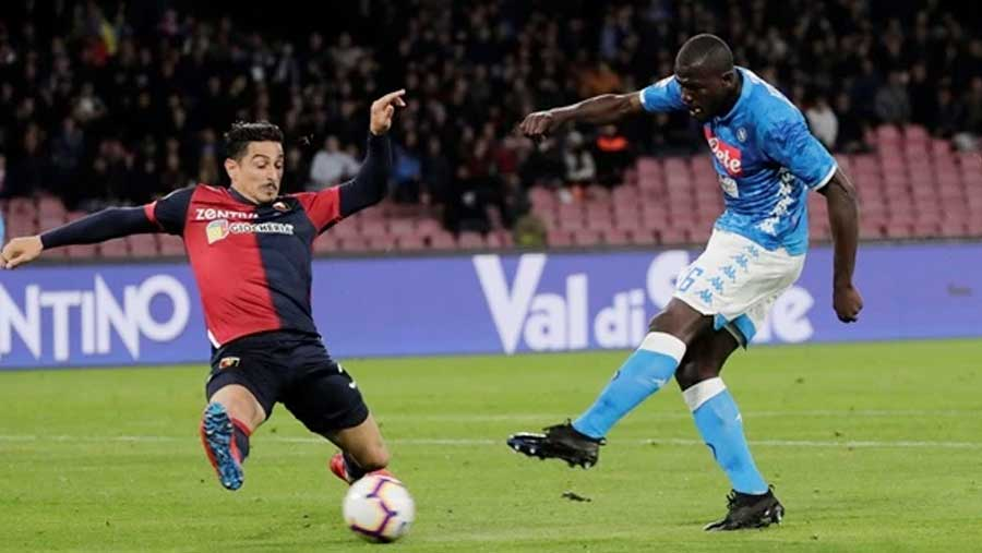 Napoli's draw makes Juventus wait for Serie A title