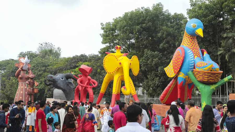 Tight security for Pohela Boishakh celebrations, says DMP chief