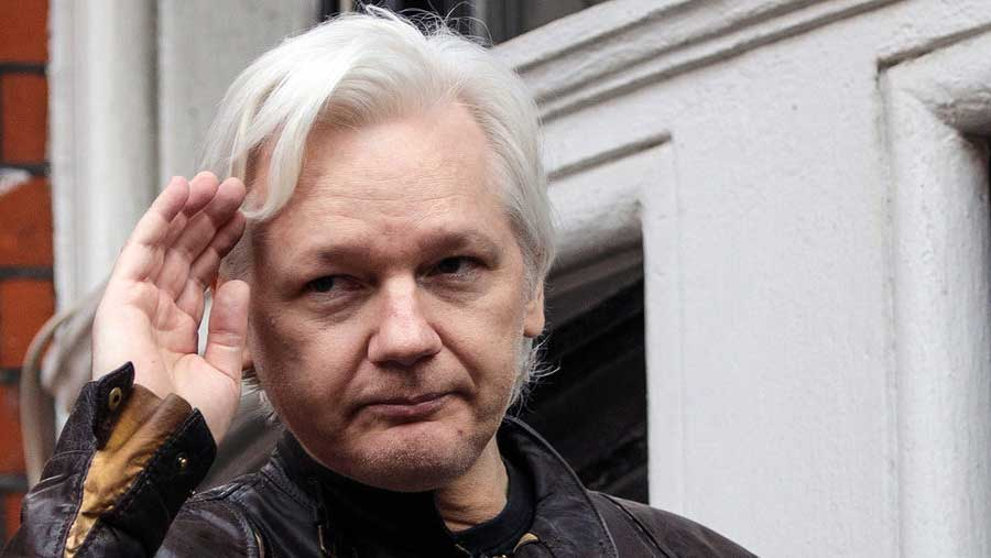 Wikileaks co-founder Julian Assange arrested