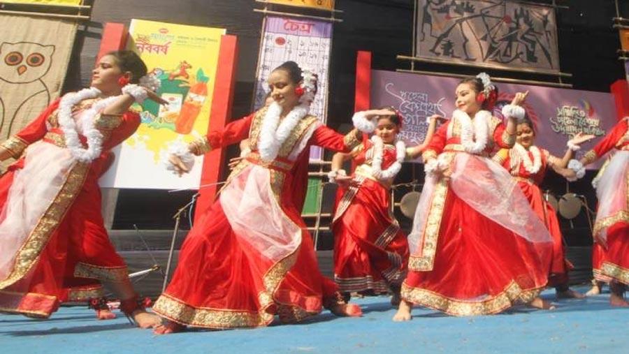 Pohela Boishakh celebrated amid festivity
