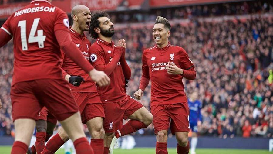 Salah's stunner helps Liverpool beat Chelsea