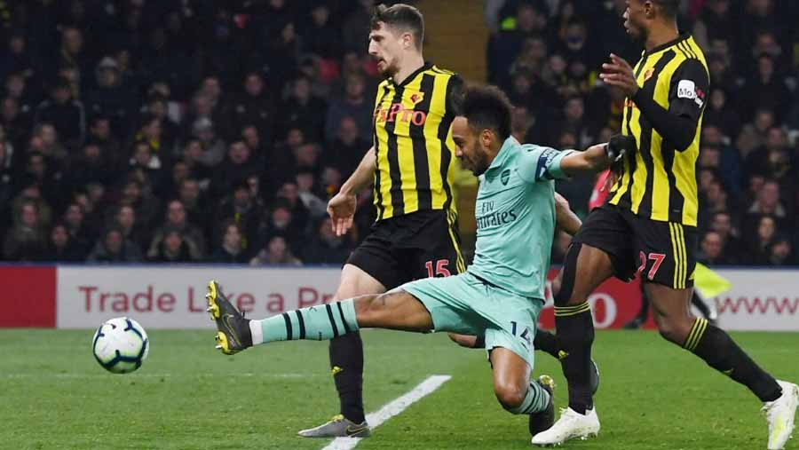 Arsenal back to fourth after win at Watford