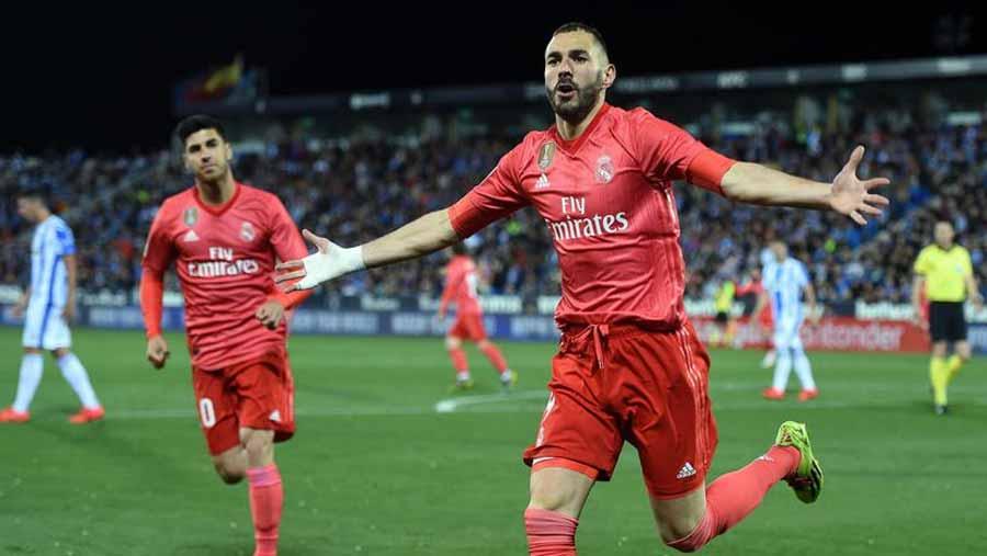 Zidane's side held by Leganes