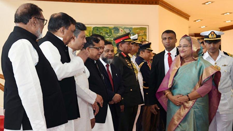 PM leaves for Brunei
