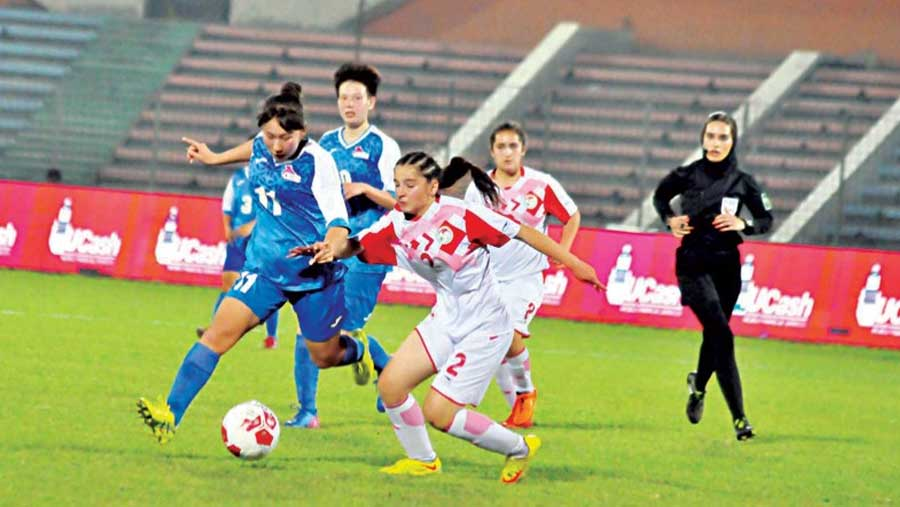 Women's U-19: Mongolia make flying start