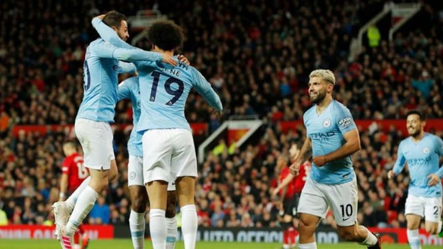 City returns to top of EPL with derby win