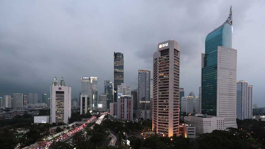 Indonesia to move capital city