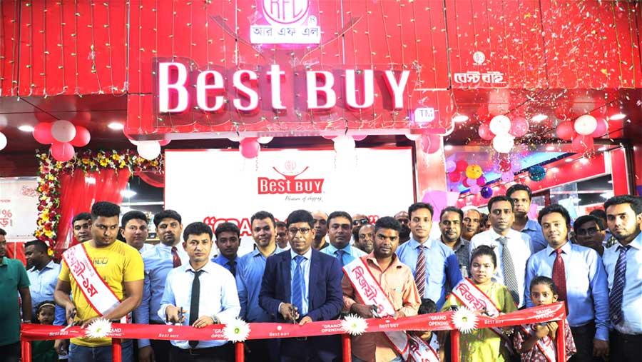 Best Buy opens outlet at Nawabganj