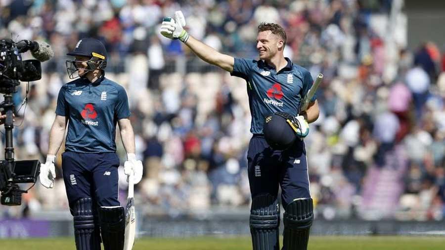 England claim tense win over Pakistan
