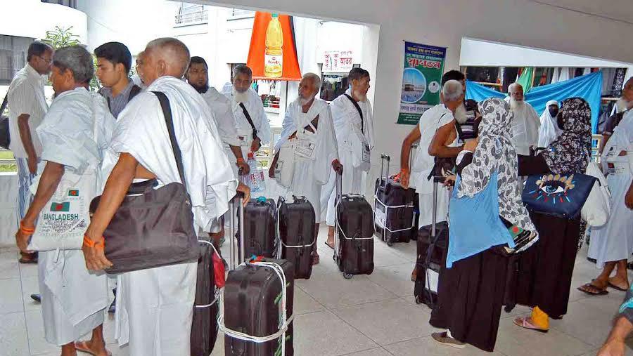 Hajj flight to begin Jul 4