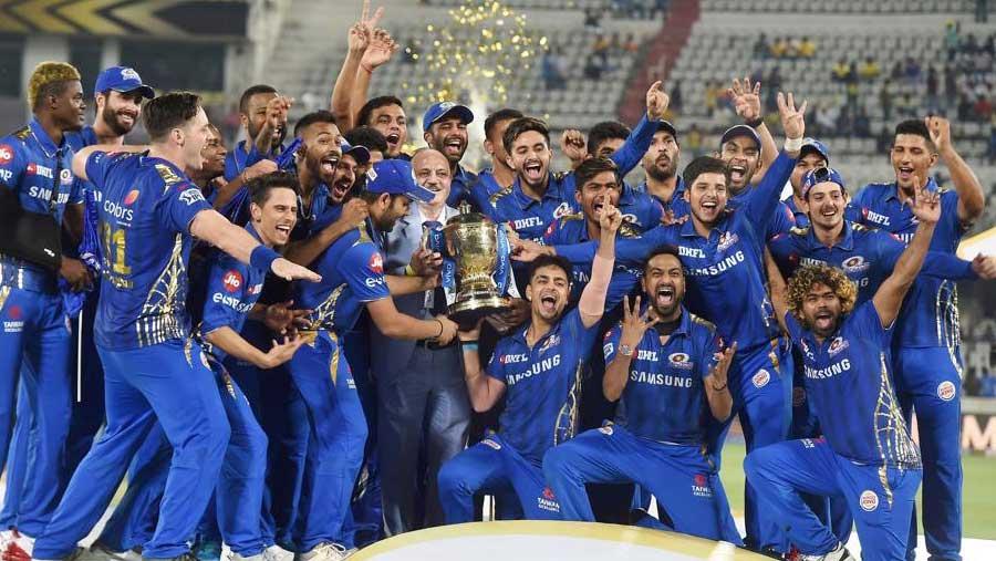Mumbai beat Chennai in IPL final