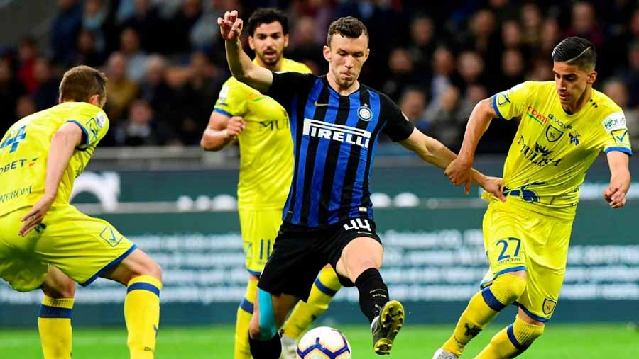 Inter Milan on the brink of Champions League