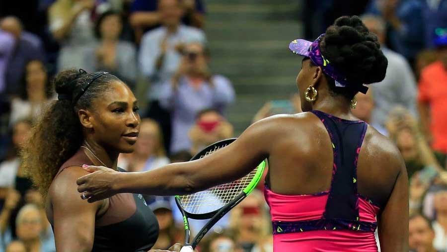 Serena, Venus to meet in Italian Open