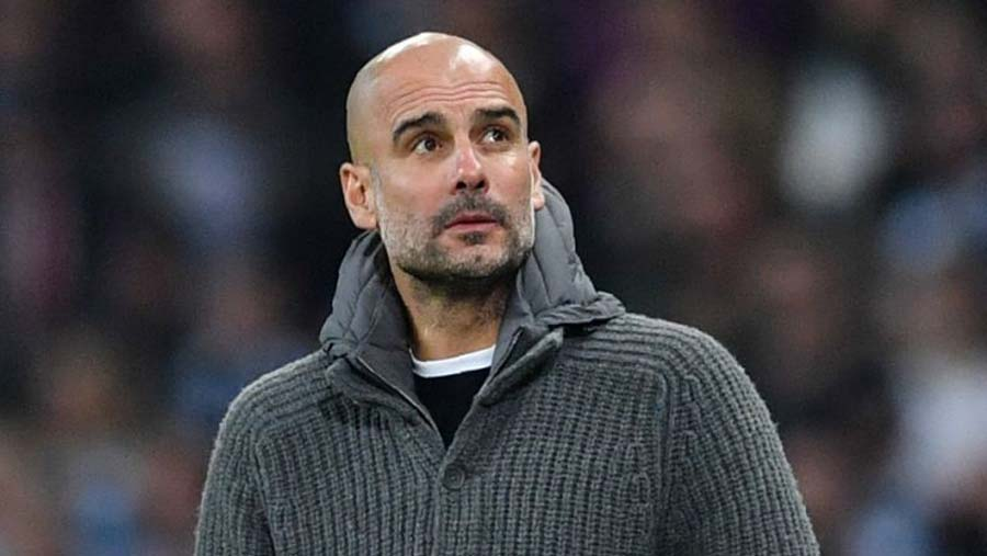Pep named Premier League Manager of the Season